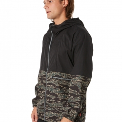 GLOBE RADAR SHELL JACKET