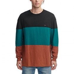 GLOBE LOCK UP LS TEE